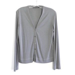 Lida Baday stretch elegant classy cardigan XL 1X